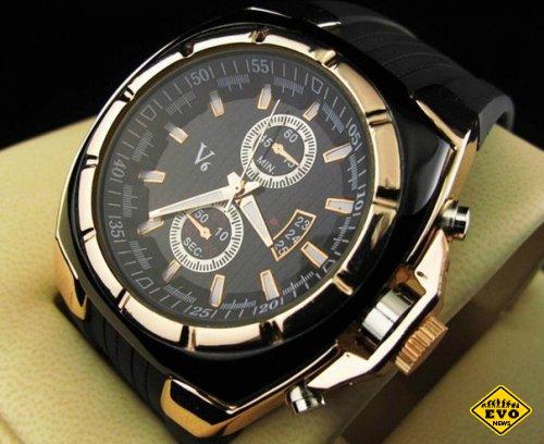 Как подобрать мужские наручные часы