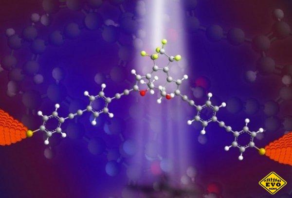 Выключатель размером с молекулу