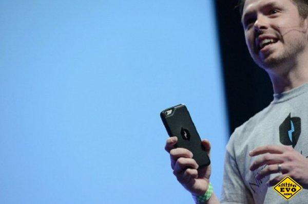 Новый чехол для Iphone 6 собирает энергию из воздуха