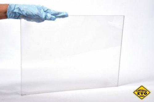 Военные создали пуленепробиваемое стекло из глиняной пыли