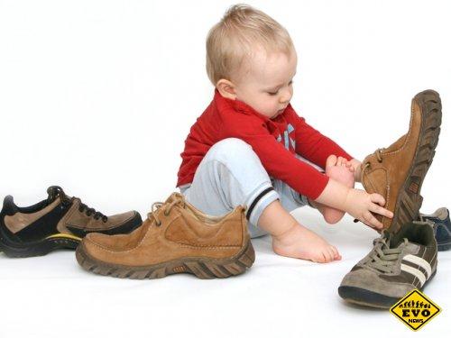 Как правильно выбрать детскую обувь Ecco?