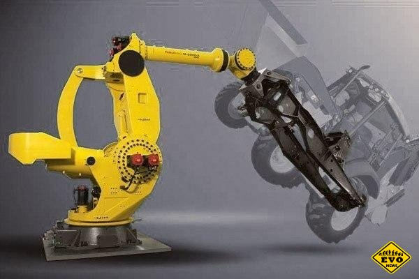 Японцы создали самого сильного робота в мире