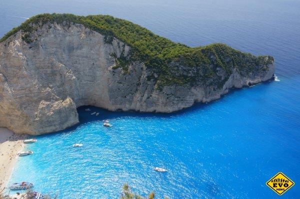 Топ 3 направления отдыха в Греции