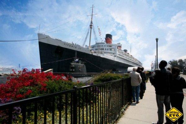 «Титаник-2» обещают спустить на воду в 2016 году - он поплывет в Нью-Йорк