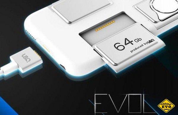 EVOL - модульный чехол для iPhone 6 и iPhone 6 Plus