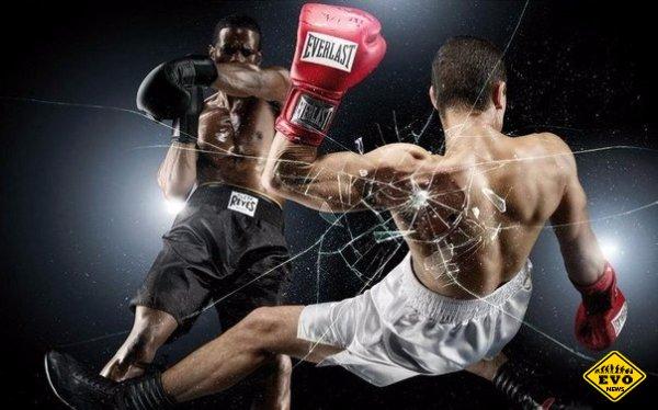 А что Вы знаете о силе удара спортсменов? (Факты)