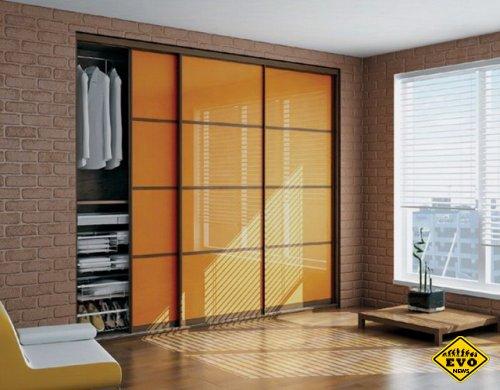 Виды и модели шкафов-купе: непростой выбор