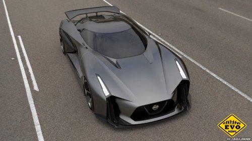Новый Nissan GT-R получит мотор спортпрототипа