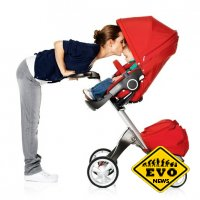 Как правильно выбрать коляску для малыша