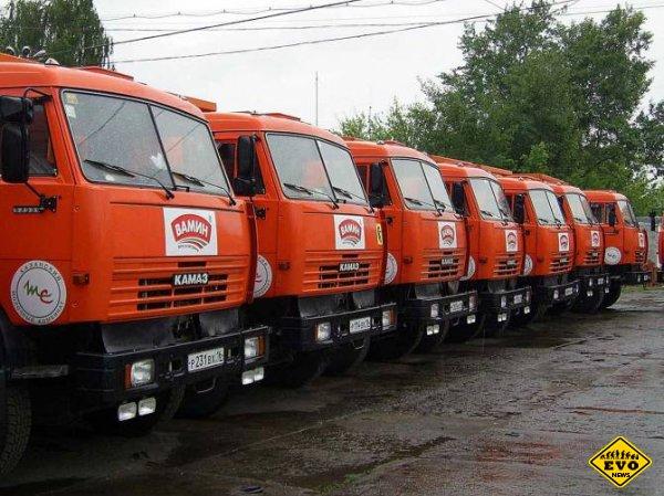 Особенности грузовиков КамАЗ