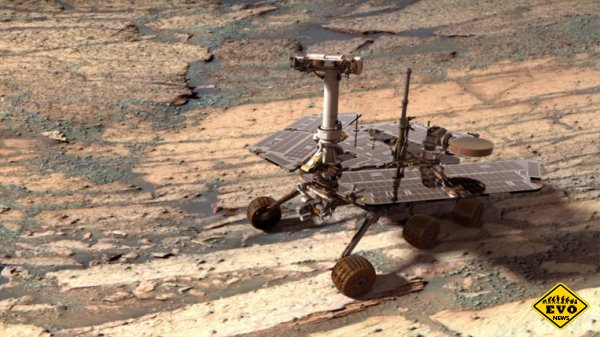 Побывайте на другой планете: запись с марсохода  (ВИДЕО)