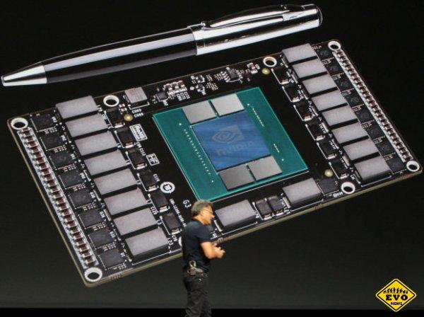 Nvidia выпустит видеокарту с 32 Гб памяти - в следующем году