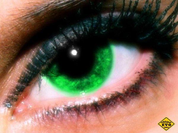 Самые распространенные цвета глаз