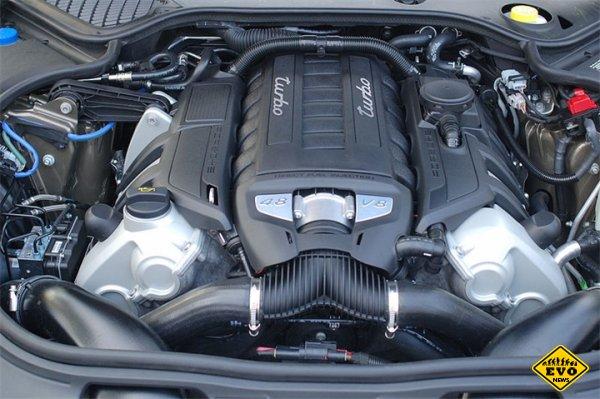 Увеличение мощностных характеристик двигателя
