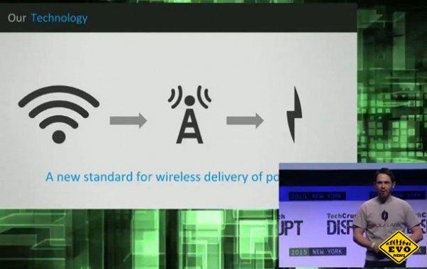 Разработана новая технология зарядки смартфонов по WiFi