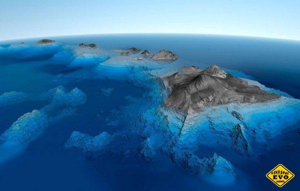Мауна-Кеа - самая высокая гора в мире с подножьем на дне океана