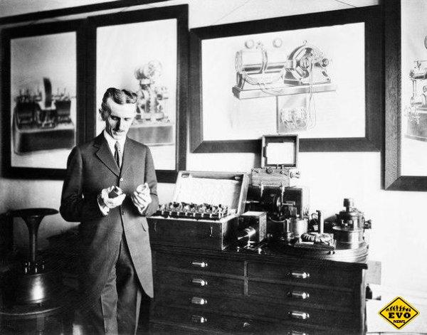 Никола Тесла пророчил появление смартфонов ещё в 1926 году