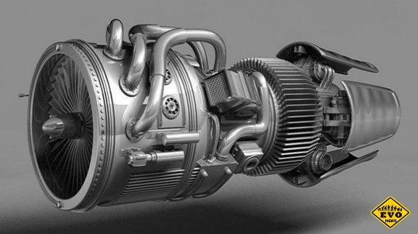 Boeing запатентовал необычный реактивный двигатель