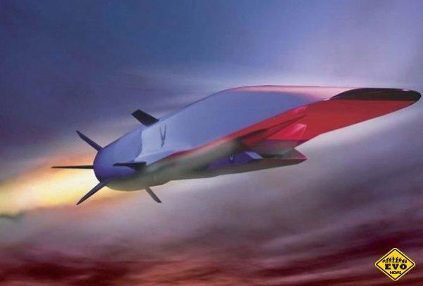 Гиперзвуковой беспилотник для ВВС США от DARPA