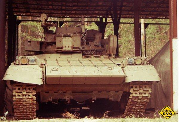 Фото секретного танка СССР «Молот» он же «Объект-477»