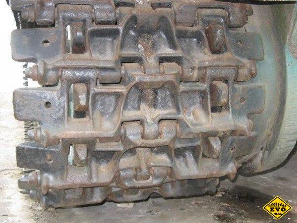 Сталь Гадфильда — сталь с высоким сопротивлением износу