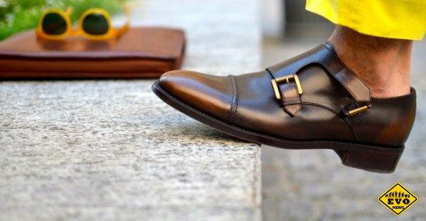 Идеальная мужская обувь для свадьбы