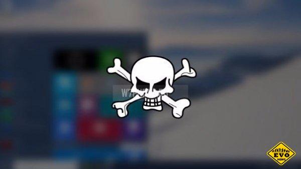 Windows 10 удалит пиратские игры с устройств пользователя