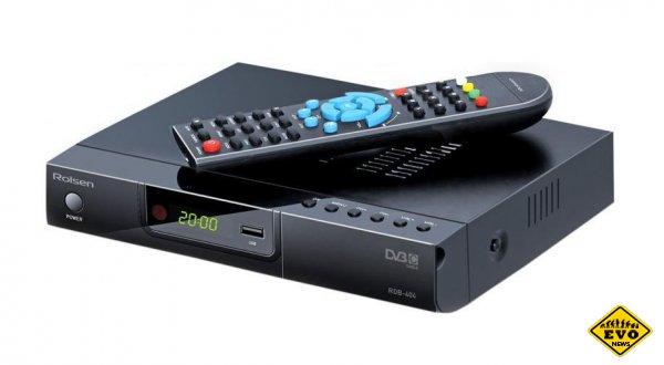 Основные виды телевизионных тюнеров