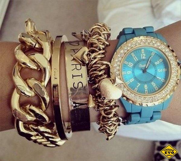 Как правильно выбрать женские наручные часы.