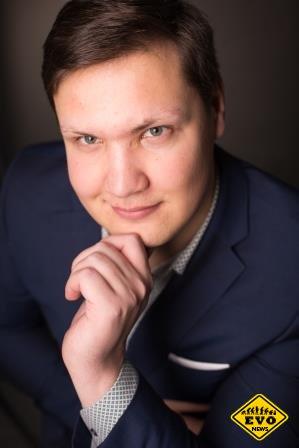 Степан Удачный презентует свою новую книгу
