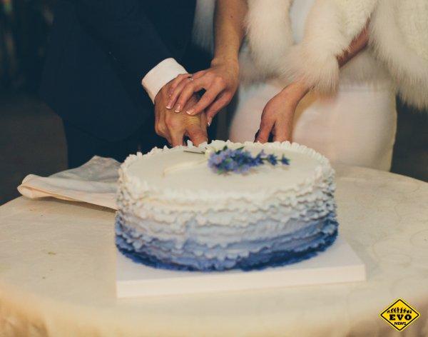 Из истории свадебного торта