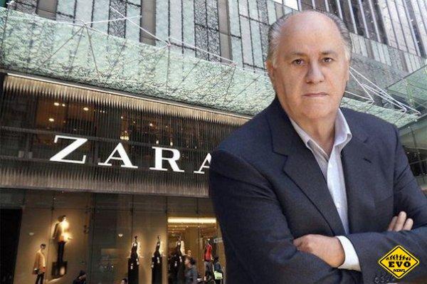 79-летний основатель Zara обошёл Билла Гейтса по богадству