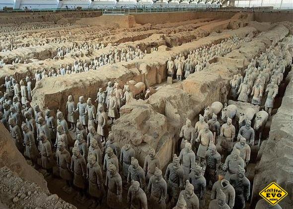 Тайна терракотовой армии императора Цинь Шихуанди