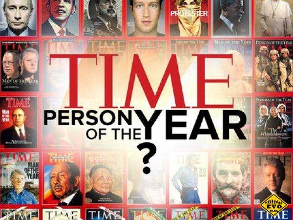 Журнал Times, Человека года и необычное сходство