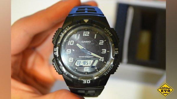 Наручные часы Casio: основные преимущества