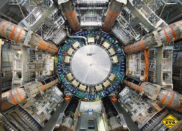 В обновленном БАКе прошли первые столкновения протонов