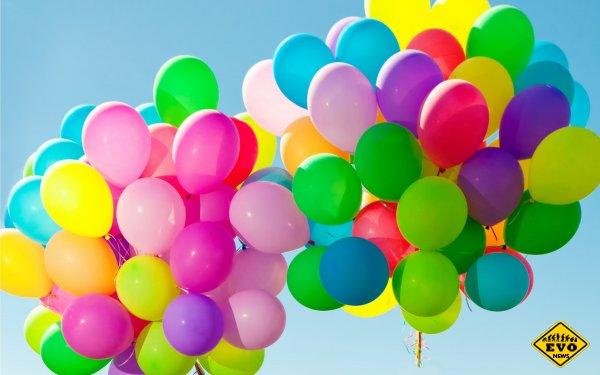 Особенности украшения жилья воздушными шарами