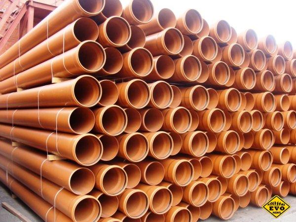 Фитинги и трубы для наружного водопровода Unidelta - выбор разумного покупателя