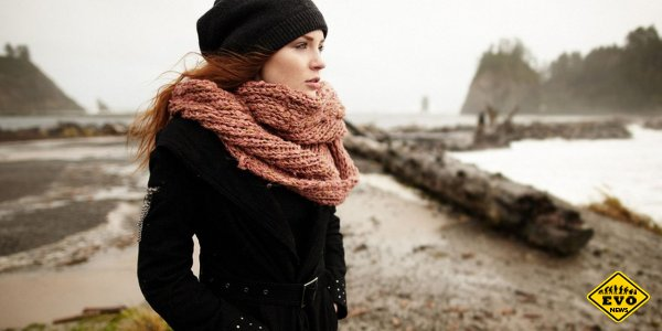 Модные шарфы 2015-2016
