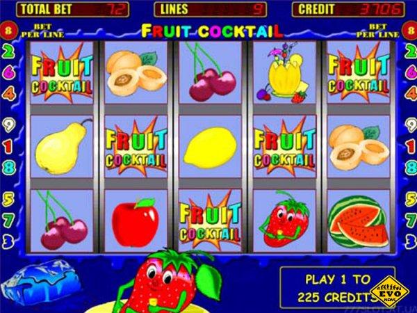 Интересные факты про первые фруктовые игровые аппараты от free-play-avtomaty.ru