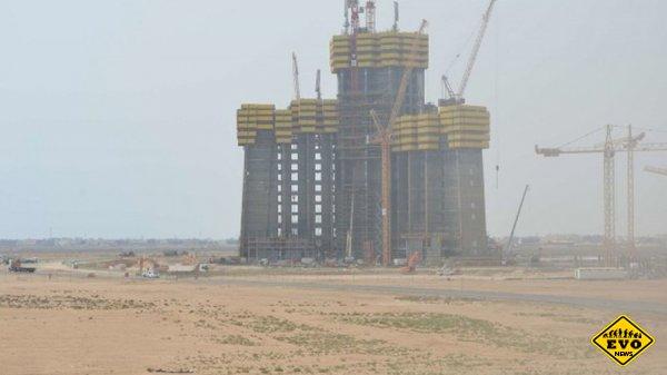 В Саудовской Аравии строят Kingdom Tower высотой более 1000 метров