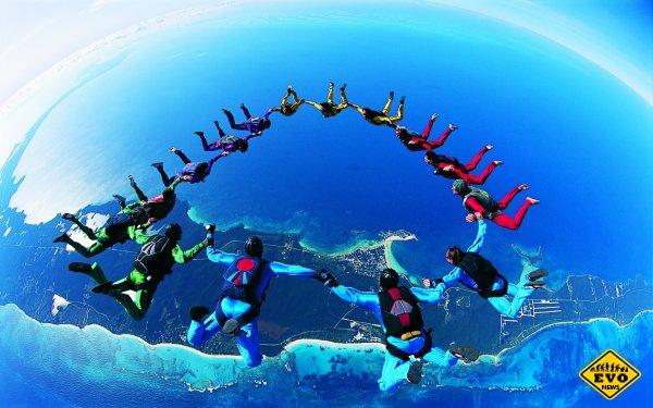 Особенности первого прыжка с парашютом