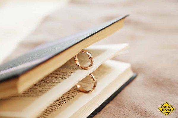 Обручальное кольцо в истории
