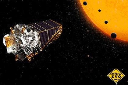 Kepler открыл два «близнеца» Земли