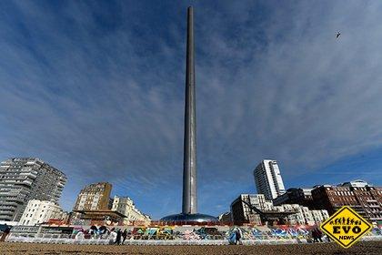 Самую тонкую башню мира пообещали открыть до конца лета 2016 года
