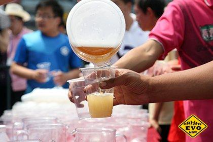 Ученые превратят человеческую мочу в пиво