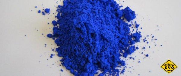 Случайно открытый новый синий цвет - YInMn blue