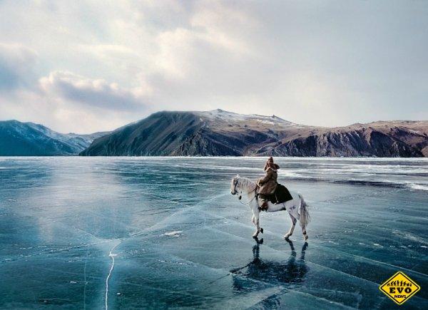 Озеро Байкал - самое чистое, самое глубокое и пресноводное