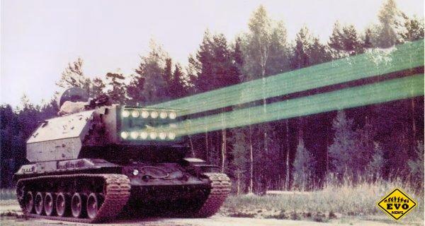 Какое лазерное оружие получила российская армия
