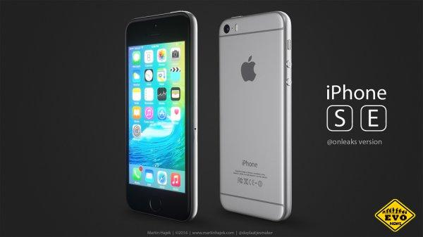 iPhone SE в планетарном масштабе
